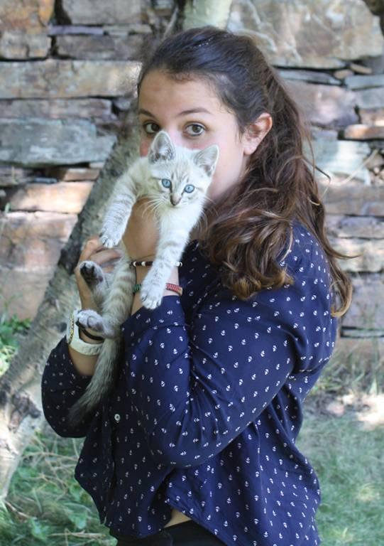 Avatar petsitter Mégane S.